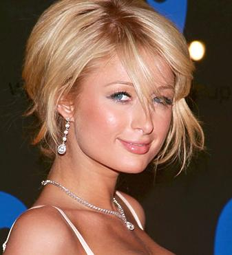 short hairstyles paris hilton 01 Free Text Messager   Send Free