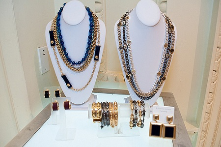 Etienne Jewelry Display