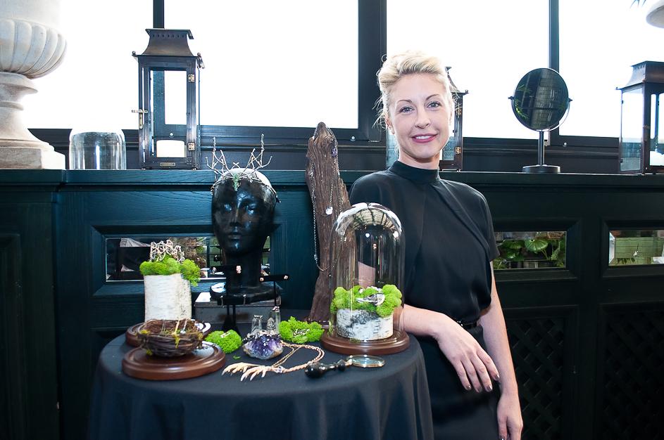 LER PR Hosts Rebekah Lea Designs Press Launch at the Gramercy Park Hotel Rooftop