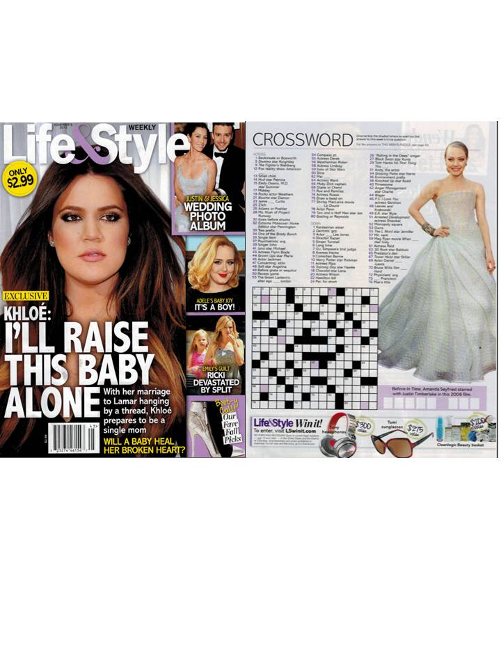 Cleanlogic Featured in Life & Style Magazine!