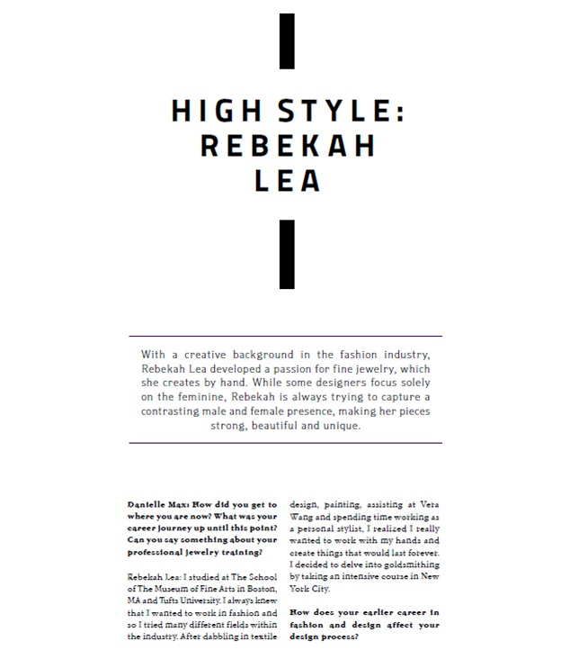 IDEX - Rebekah Lea