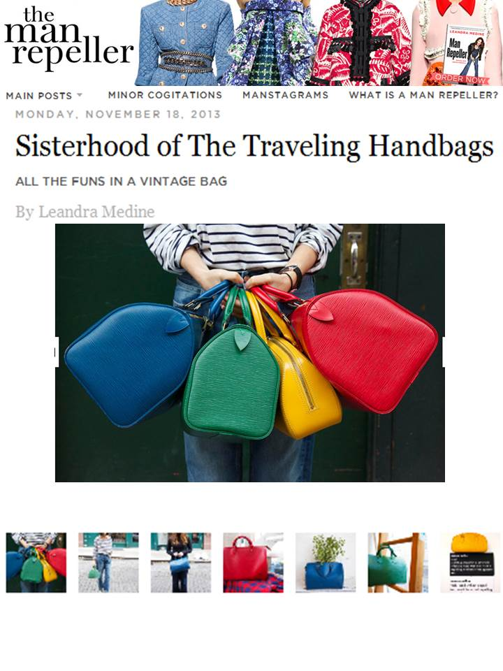 LXR & Co featured on Manrepeller.com