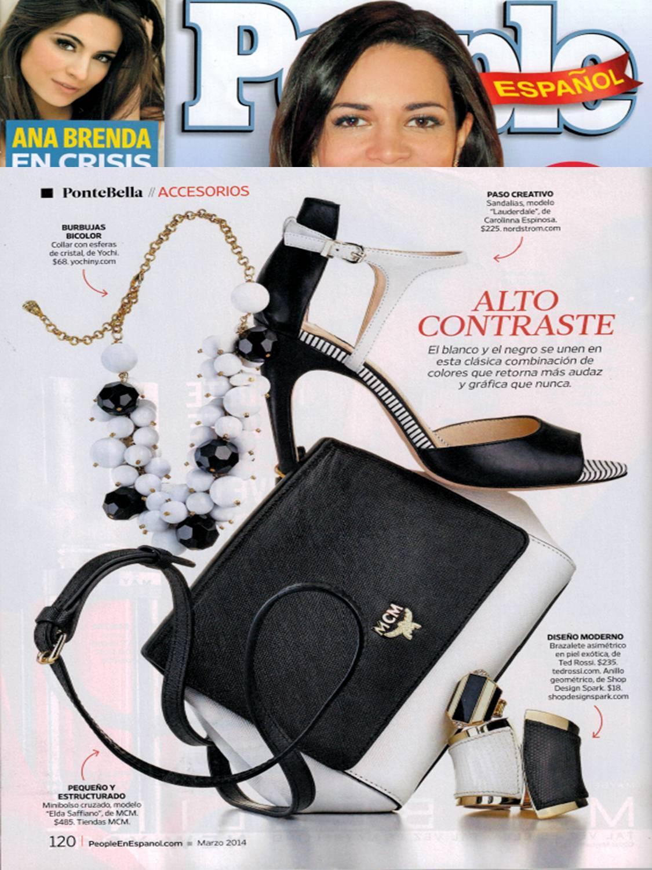 Carolinna Espinosa featured in People en Espanol