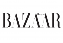 Angelys Balek featured on Harper's Bazaar.com