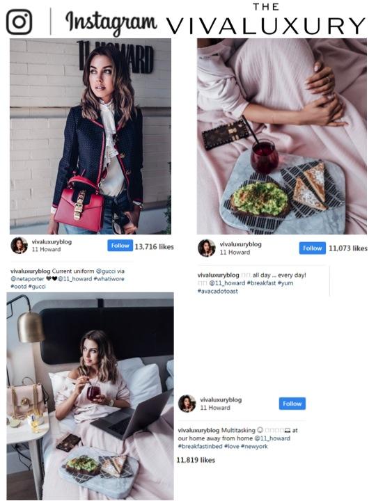 viva luxury instagram