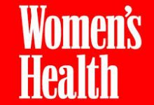 203 Featured on Women's Health