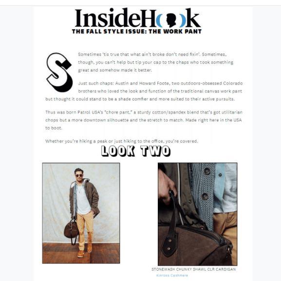 Insidehook