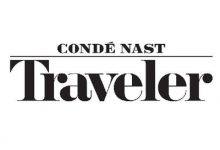 BLACKSEA featured in Condé Nast Traveler