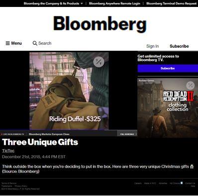 BI - Bloomberg - 12.21.18