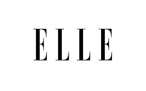 Hania featured in ELLE Magazine
