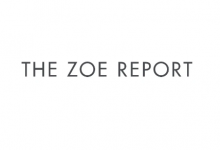 Virgin Suncare featured in The Zoe Report