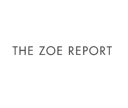 Virgin Suncare featured in The Zoe Report