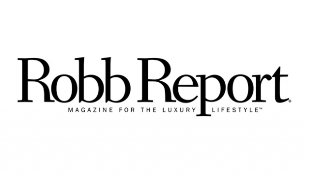 Active Cashmere featured in Robb Report